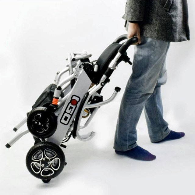 Transportable Power Chairs