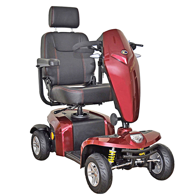 Kymco Comfy 8 - Cherry Red