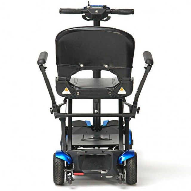 Drive Auto Fold - Blue Rear View