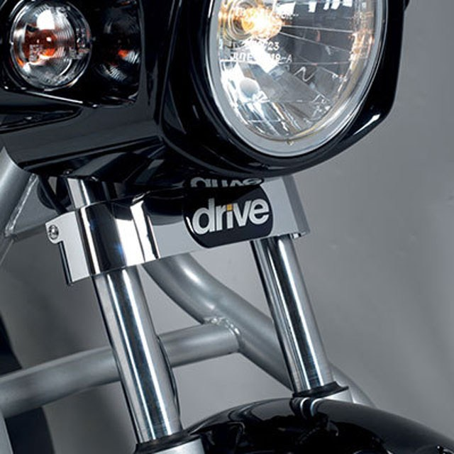Drive Easy Rider - Large Chrome Headlamp