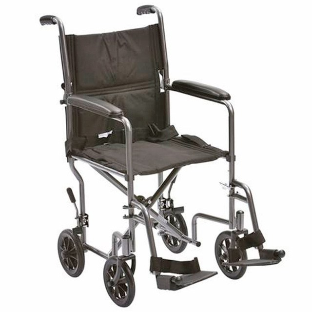 Folding Steel Travel Chair