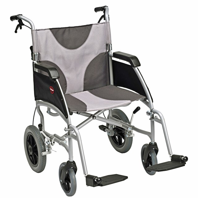 Drive Ultra Lightweight Transit Aluminium Wheelchair