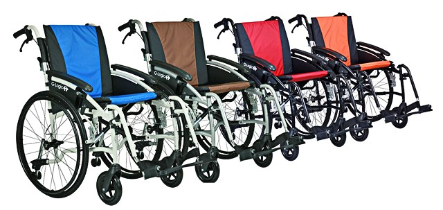 Excel G-Logic Self Propelled Wheelchairs