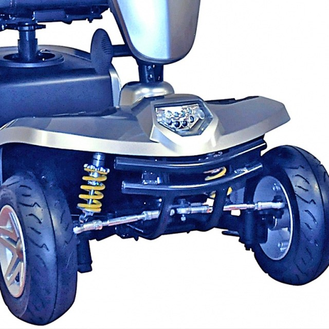 Kymco Komfy 8 - Front Suspension
