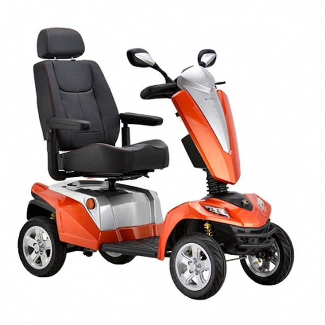 Kymco Maxer - Flame Orange