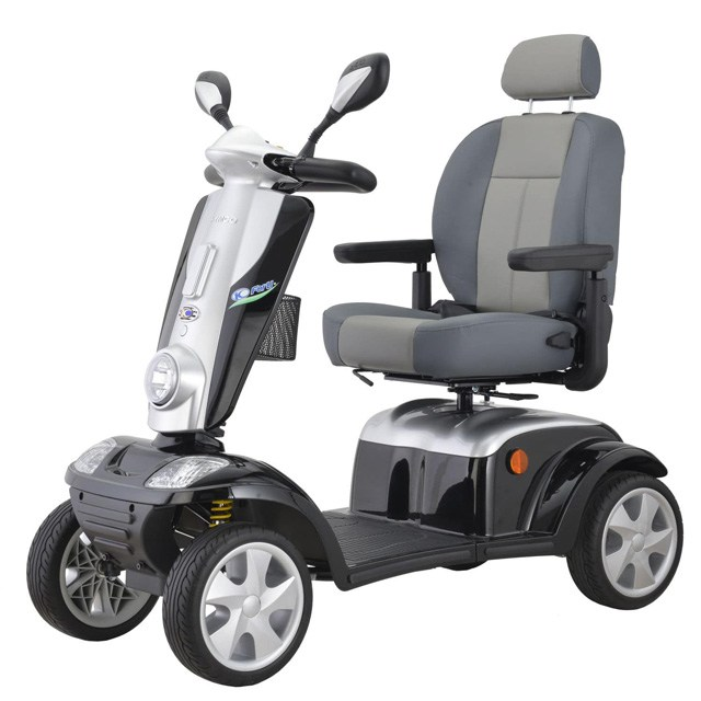 Kymco Maxi XLS - Graphite Grey