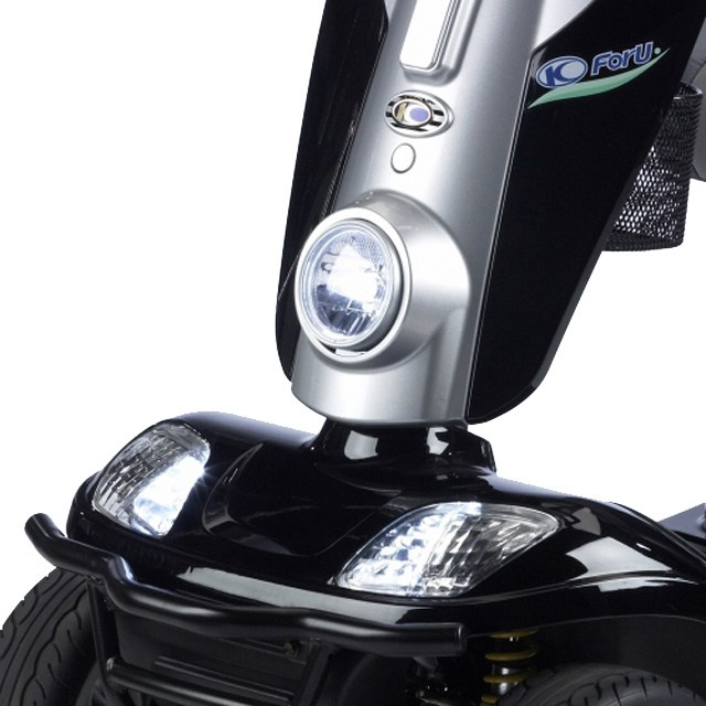 Kymco Maxi XLS - Low Consumption LED Lighting