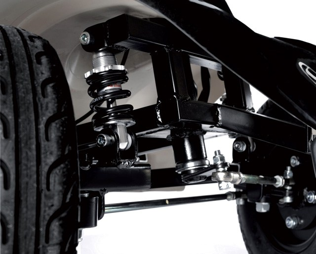 Sterling S700 - All Round Suspension