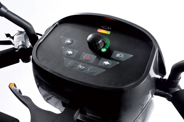 Sterling S700 - Waterproof Soft Touch Controls