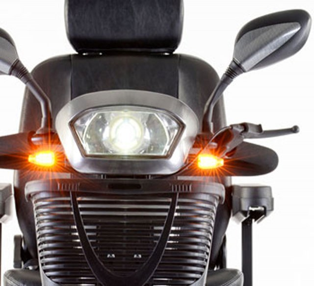 Sterling S700 - LED Indicators
